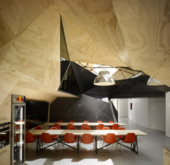 citizen office concept. red bull amsterdam offices sid lee architecture office design hq in by citizen concept e