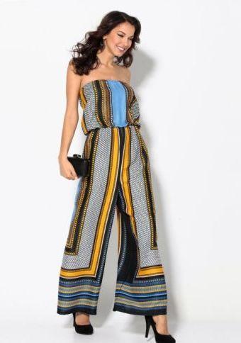 Na mejdan hlavně ve stylu? Proč ne?! Zkus tento extravagantní overal ve stylu šedesátých let! #overal #sixties #fashion #modino_cz #modino_style #budtein #colours #style #outfit #party #extravagant