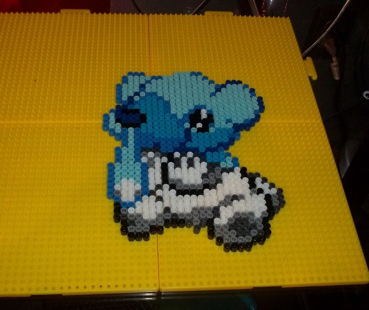 Cute Victini Pokemon Perler Beads Images | Pokemon Images