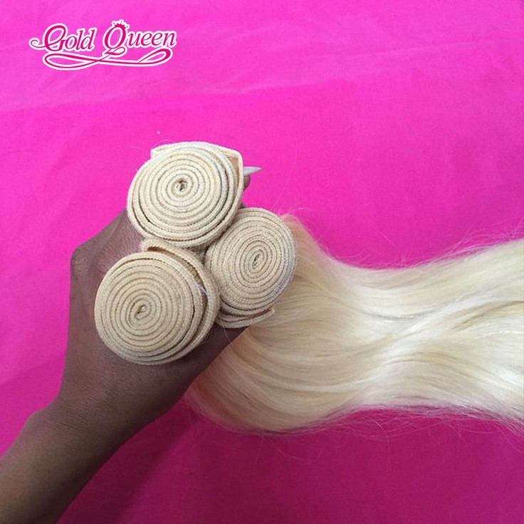 Aliexpress.com : Buy Hot 7A 3 bundles of peruvian virgin hair platinum white…