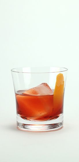 Make this Standard Negroni recipe from Neal Bodenheimer in New Orleans.  This is my all time favorite classic cocktail