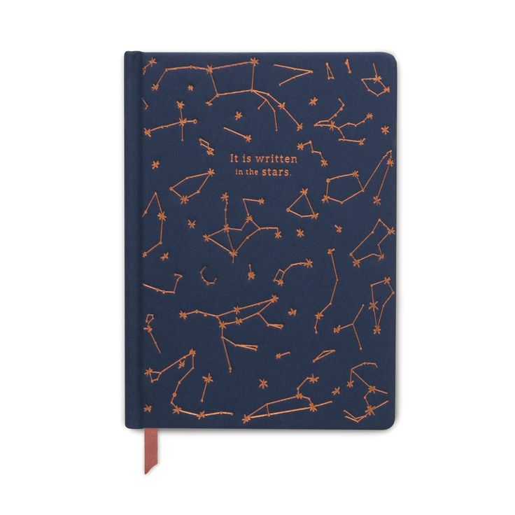 fir letter format%0A Constellation Notebook from Present Indicative