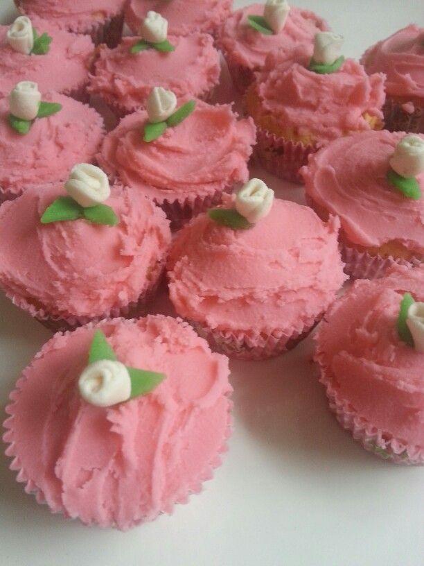 Zoete cupcakes