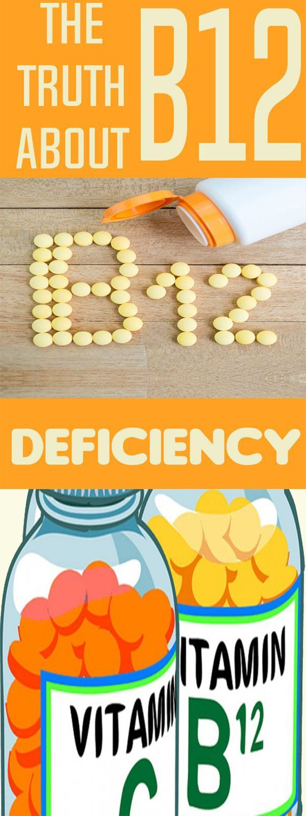 GIVE ME 10 MINUTES, I'LL GIVE YOU THE TRUTH ABOUT VITAMIN B12 DEFICIENCY http://www.easylifevision.com/give-me-10-minutes-ill-give-you-the-truth-about-vitamin-b12-deficiency/ #vitaminC #vitaminA #L4L