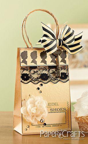 @Vanessa Menhorn - Paper Crafts magazine