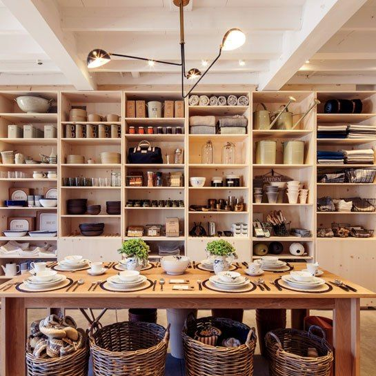 Fashion designer Jenni Kayne's new home boutique is nestled in the coastal enclave of Montecito.