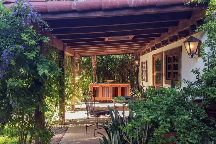 """Check out this awesome listing on Airbnb: Palm Springs Private Casita """"Antigua"""" - Bungalows for Rent in Palm Springs"""