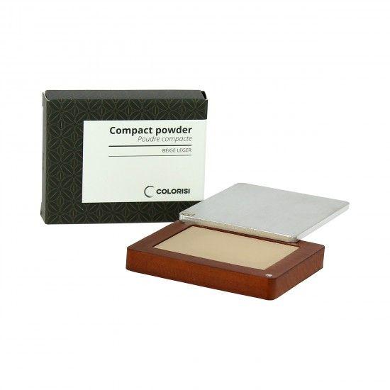 Poudre Compacte 01 - Beige léger