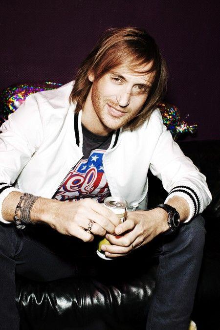 I run many miles with my boy David  Guetta!  <3