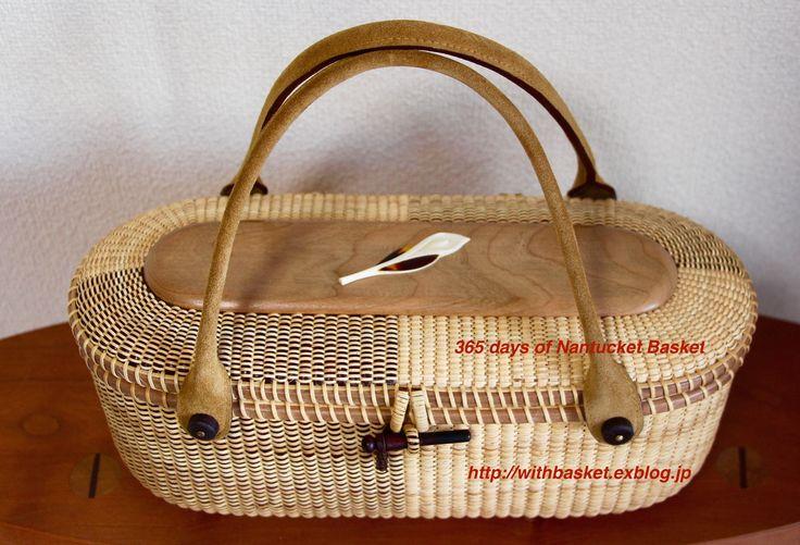 Basket Weaving Nantucket : Best baskets rattan wicker images on