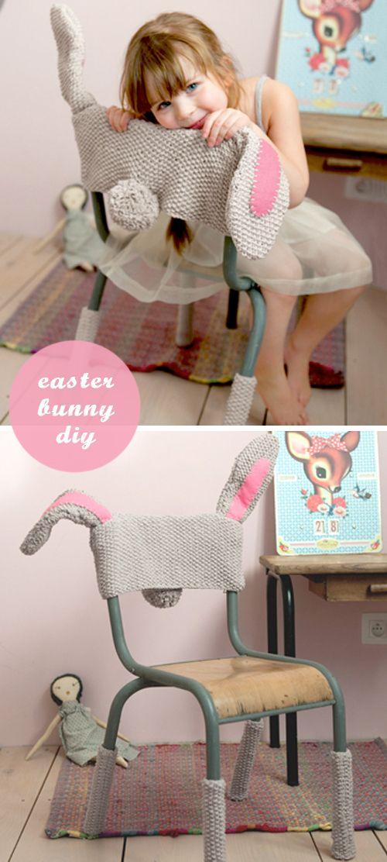 Studio ToutPetit: Tutorial Tuesday * Easter Bunny DIY