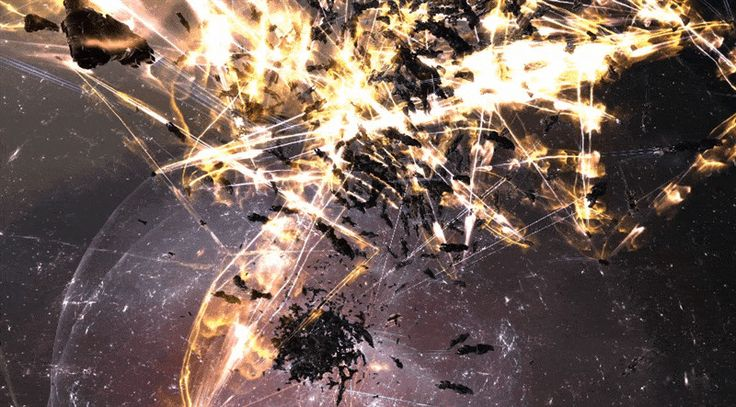 War Is Beautiful In EVE Online