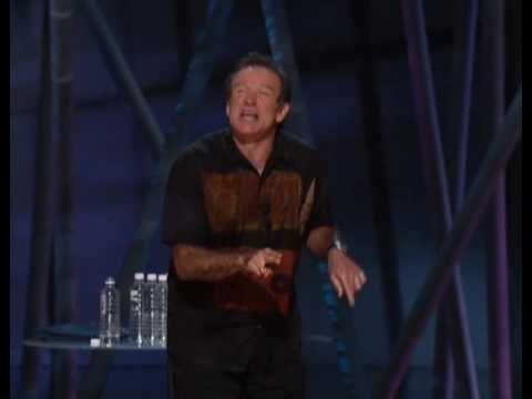 Robin Williams - The French :(