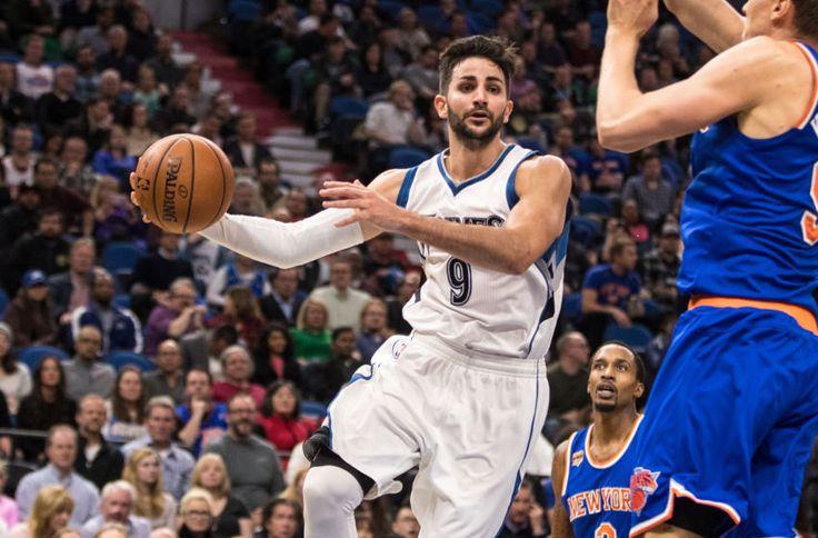 Knicks Rumors: Strong Interest Shown In Minnesota Timberwolves Ricky Rubio