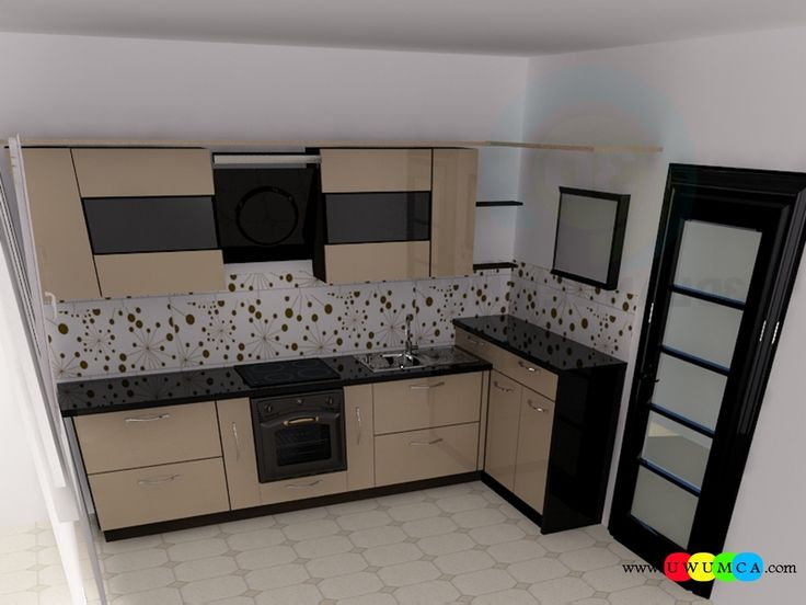 Kitchen:Corona Kitchen Ad Decor Cabinets Furniture Table And Chairs Remodel Kitchens 3d Model Free Download Countertops Layout Worktops Island Design Ideas 3ds Kitchenette Sketchup (13) You Won't Believe How Cool Corona Kitchen's 3D Ad Looks and Other Kitchen 3D Model