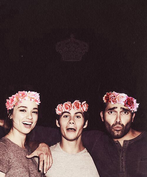 Crystal, Dylan and Tyler H