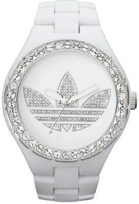 Relógio Adidas ADH2761 MELBOURNE White Watch #Relogios #Adidas