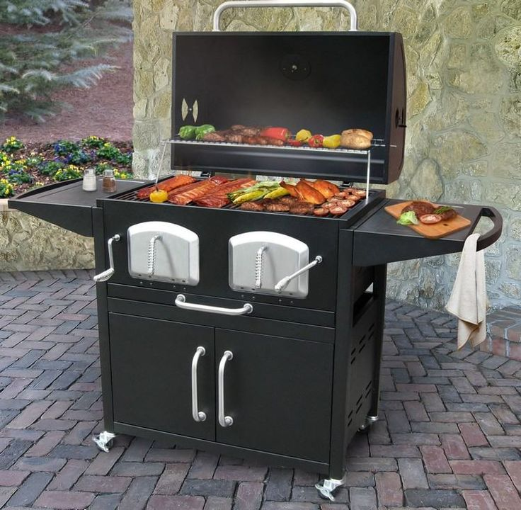 les 25 meilleures id es de la cat gorie barbecue en pierre. Black Bedroom Furniture Sets. Home Design Ideas