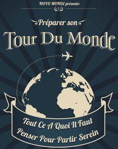 préparer son tour du monde