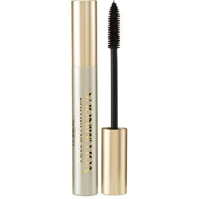 L'oreal Voluminous Mascara; my favorite mascara. I have tried high end and just about every low end mascara and I always come back to this one. It reminds me of Armani's Eyes To Kill at a fraction of the cost. I think I'm done searching. This is the one.
