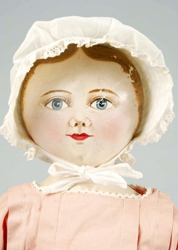 "Rare All Cloth ""Maggie Bessie"" Pair of Dolls. : Lot 181"