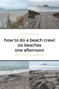 how to do a beach crawl - 6 beaches, 1 afternoon
