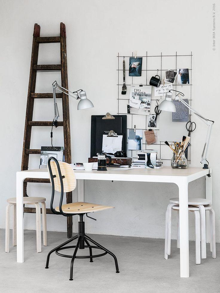 Kreativ studio | IKEA Livet Hemma – inspirerande inredning för hemmet