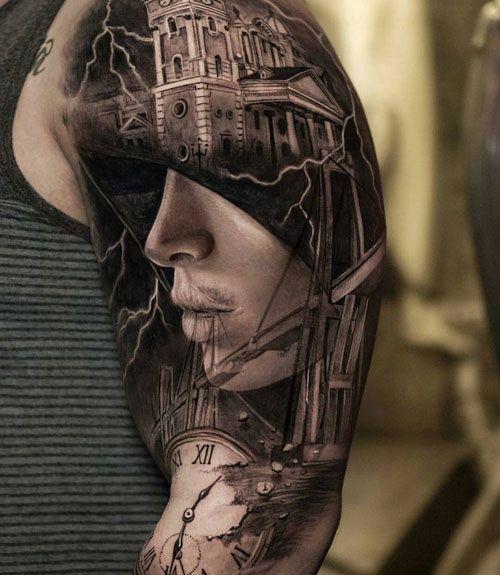125 Best Half Sleeve Tattoos For Men Cool Designs Ideas 2019 Guide Tattoo Sleeve Men Half Sleeve Tattoo Half Sleeve Tattoos For Guys