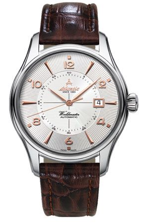 Atlantic WorldMaster 1888 Automatic Watch $765
