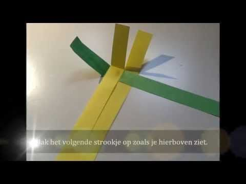 Paasmandjes vlechten - Hobby.blogo.nl