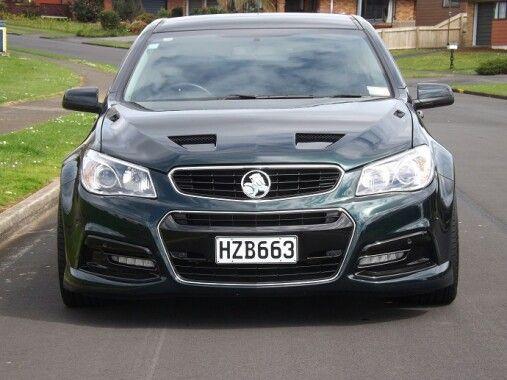 VF Xair Commodore