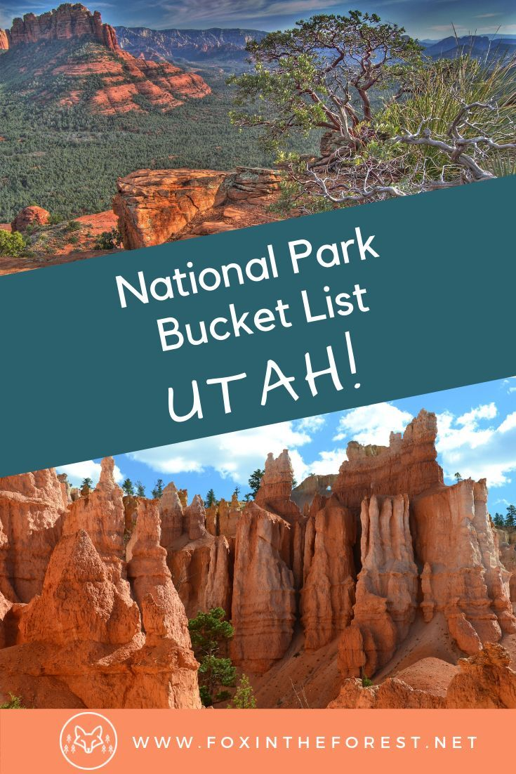 Incredible Hikes and More at the Mighty 5 National Parks in Utah