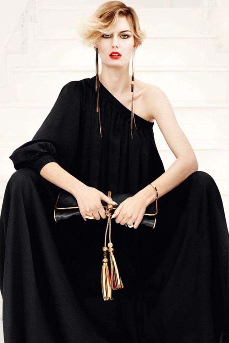 On @elle  #iosselliani #earrings #longearrings #editorialshoot