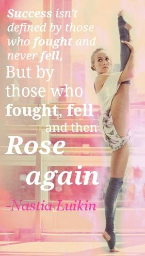 Success isn't defined by those who never fell, but by those who fought and rose again. - @Anastasia Baula Liukin