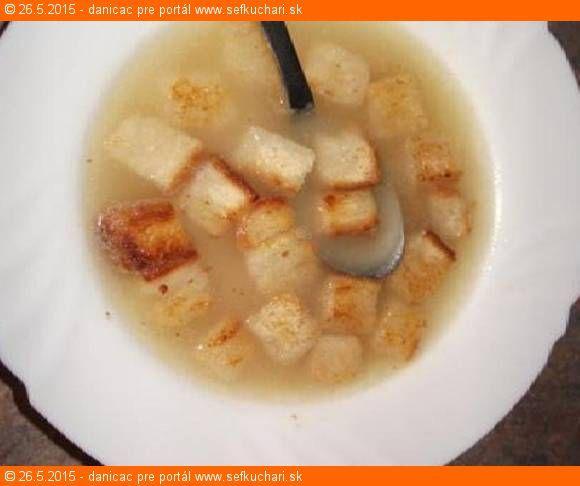 Rascová polievka je nielen výbornou polievkou, ale slúži aj pri problémoch so žalúdočnou kyselinou Tento recept Vám dáva do pozornosti: Šéfkuchári.sk
