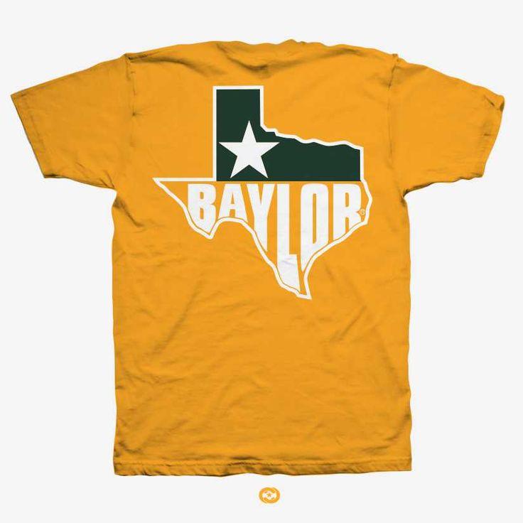 Baylor / Texas has a part of my heart forever.: Pockets Tees, Sic Ems Bears, My Birthday, Baylor Tees, T Shirts, Baylor Bears, Baylor Texas, Baylor Shirts, Bu Baylor
