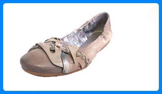 Mjus Ballerina, Größe 37, Antikleder sasso-sabia, 670744-6642-5828 - Ballerinas für frauen (*Partner-Link)