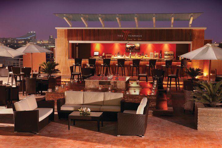 The Terrace @ Media Rotana, Dubai