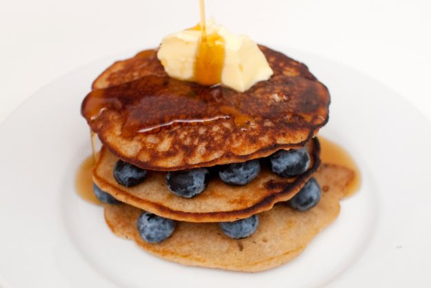 Gluten free pancakes :)