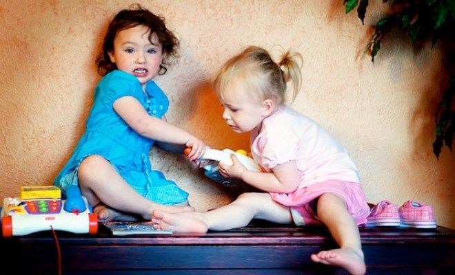 My Child Won't Share! - Baby Care Weekly
