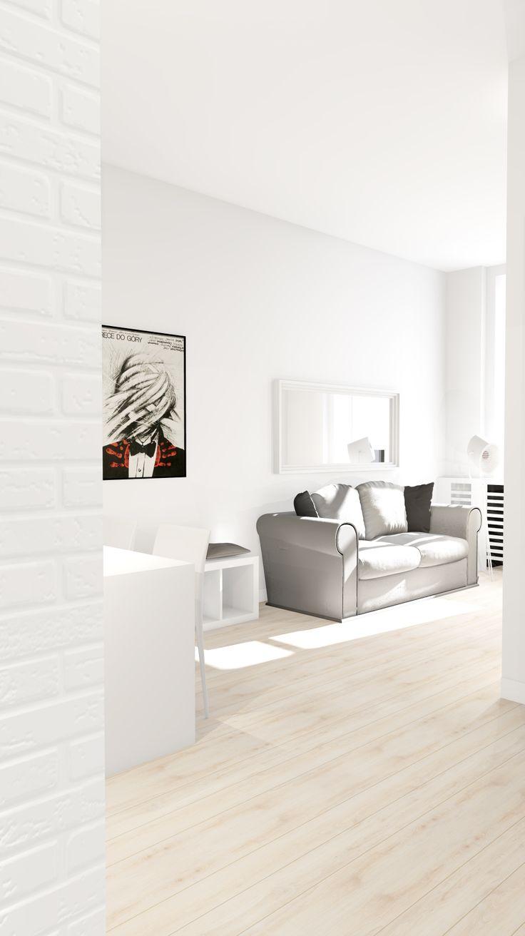 Interior design / 35m2 apartment