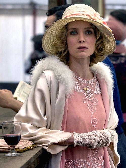 Annabelle Wallis as Grace Burgess in Peaky Blinders (2014) +