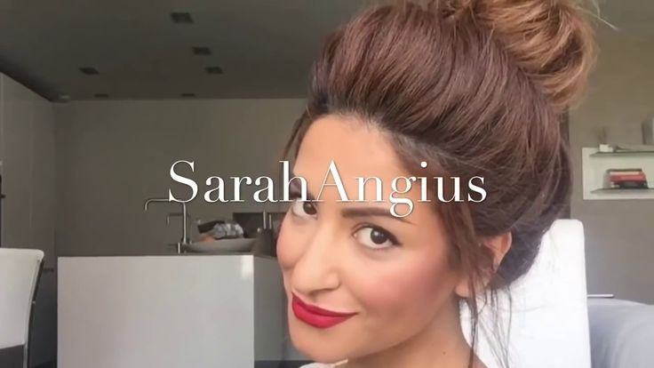 15 Easy Roman HairStyles One Minute Tutorials by Sarah Angius