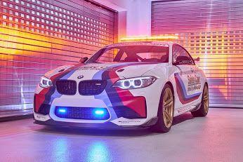 BMW M, Official Car of MotoGP™. BMW M2 MotoGP Safety Car