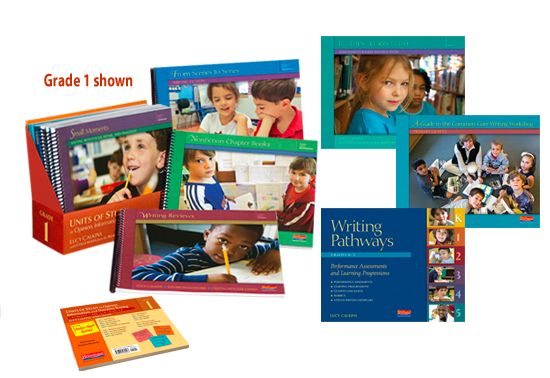 UNDERSTANDING - Lucy Calkins' Writing Workshop books are a great resource when planning Writer's Workshop. This programs provides a resource for educators to support students in becoming effective and fluent writers (BLD). By supporting students with more practice of writing processes, various forms of writing forms and using different writing techniques and strategies.