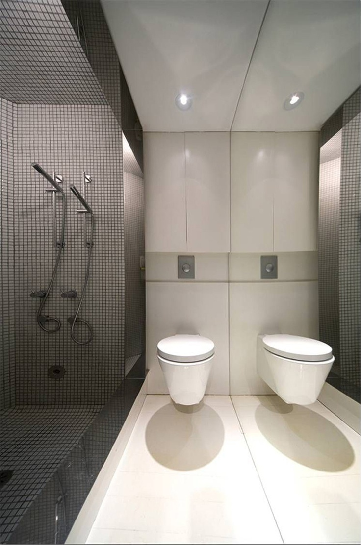 106 best modern minimalistic bathrooms images on pinterest cheviotproducts likes this dramatic bathroom