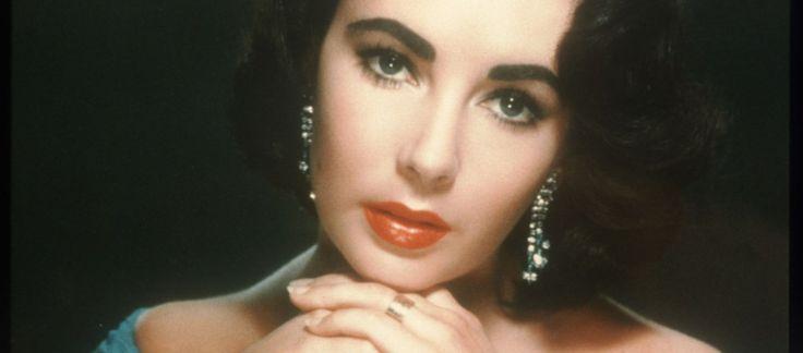 Découvrez un tuto maquillage inédit d'Elizabeth Taylor