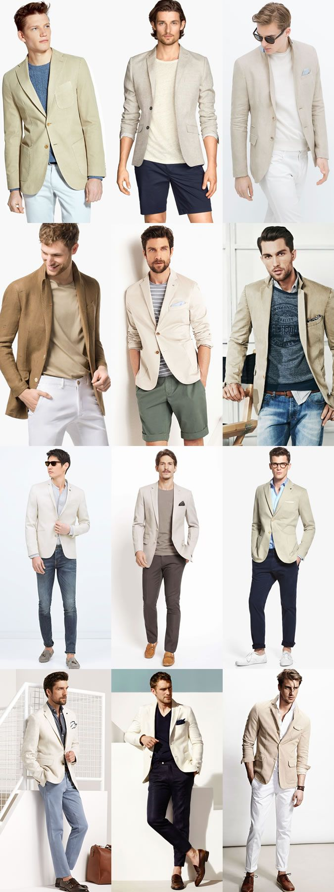 Best 25+ Mens summer blazers ideas on Pinterest | Mens blazer ...