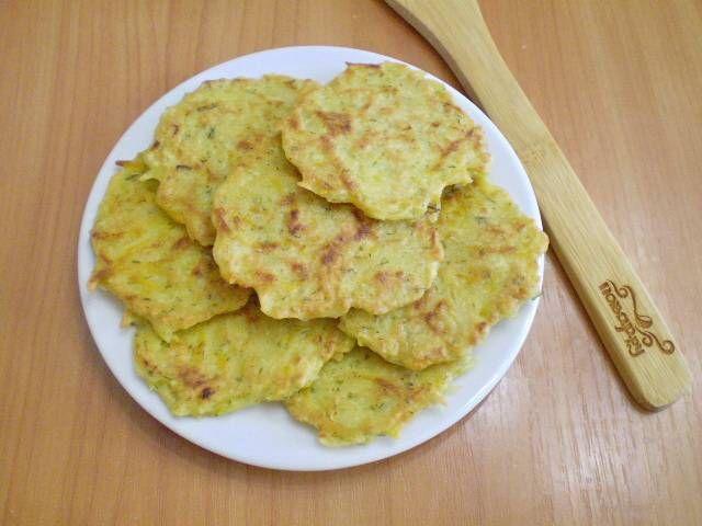 Драники из тыквы - пошаговый рецепт с фото на Повар.ру