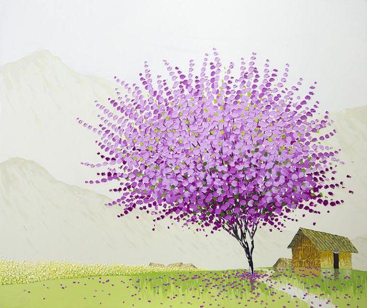 Вдохновение цветом: четыре сезона от Phan Thu Trang - Ярмарка Мастеров - ручная работа, handmade